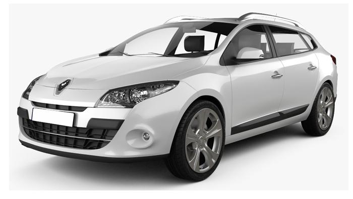 Adaptéry pro ovládání na volantu Renault Megane