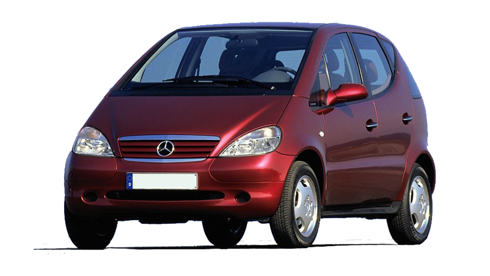 REPRODUKTORY DO MERCEDES-BENZ A (1997-2004)