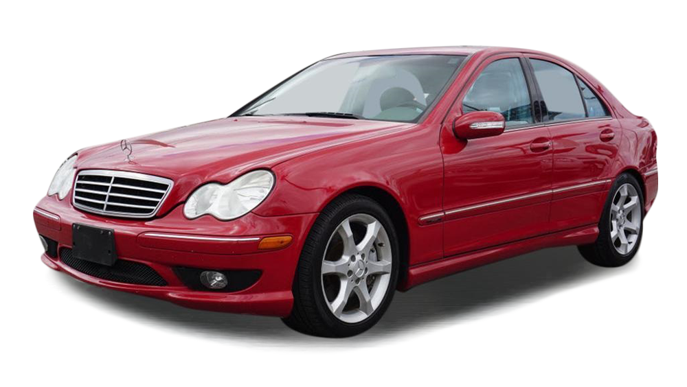 REPRODUKTORY DO MERCEDES-BENZ C (2000-2007)