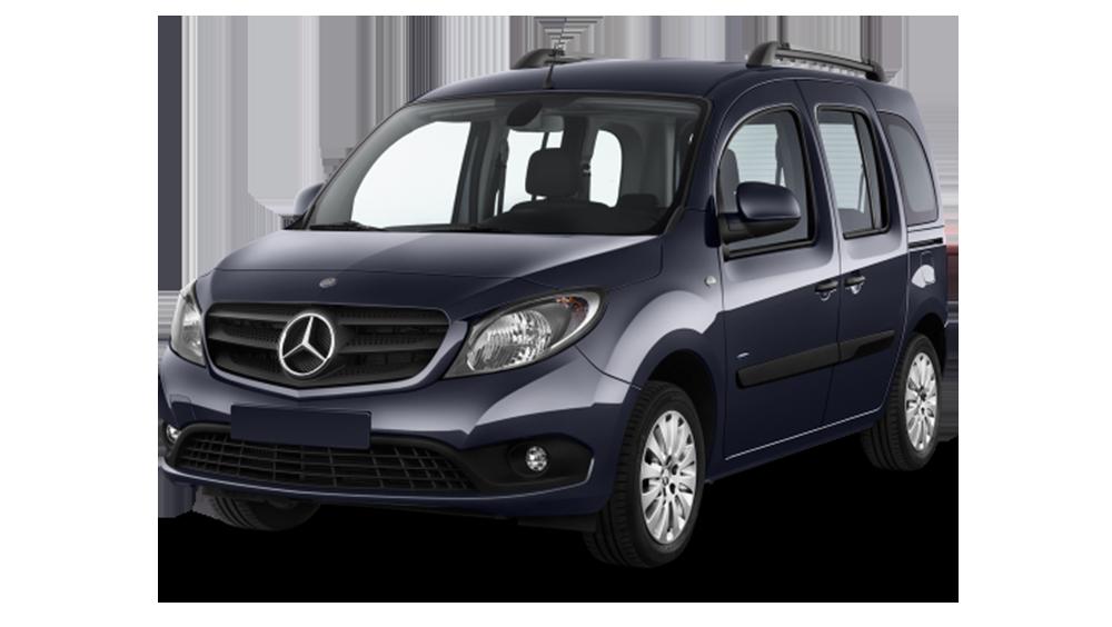 Adaptéry pro ovládání na volantu Mercedes-Benz Citan