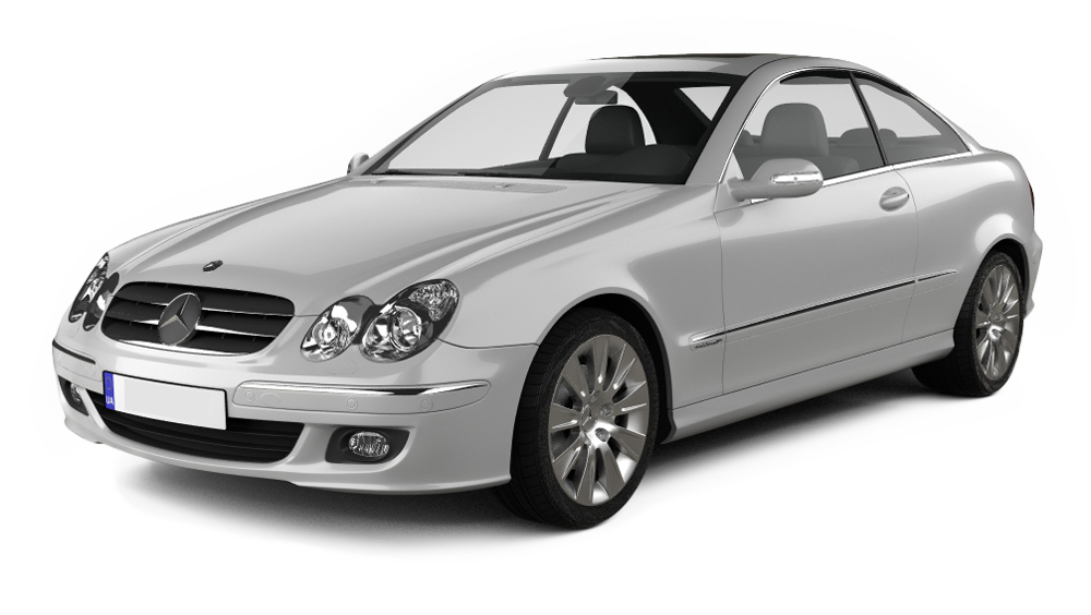 REPRODUKTORY DO MERCEDES-BENZ CLK (2000-2009)