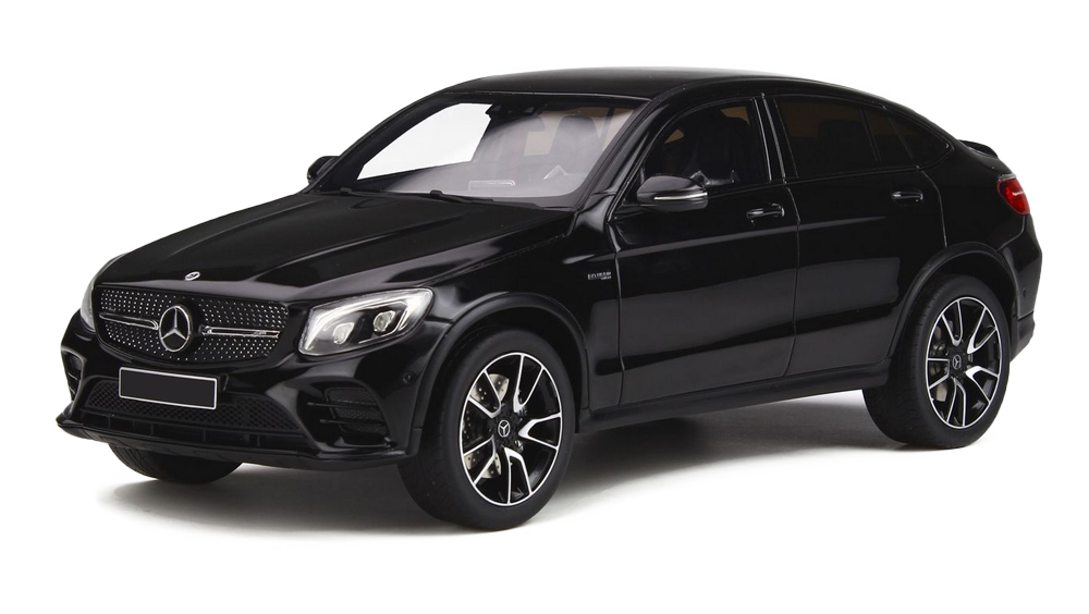 REPRODUKTORY DO MERCEDES-BENZ GLC coupe (2015-) C253