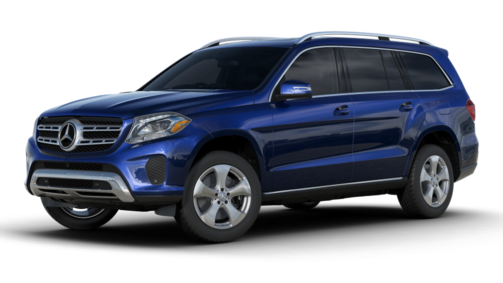 REPRODUKTORY DO MERCEDES-BENZ GLS (2015-)