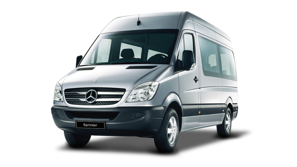 Mdf podložky pod reproduktory do Mercedes-Benz Sprinter