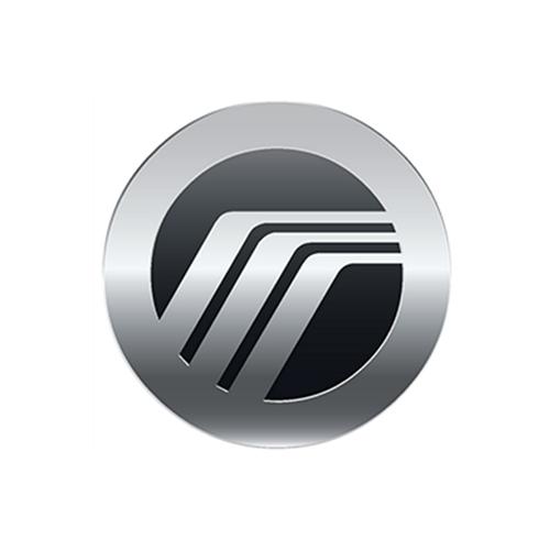 Redukční rámečky pro vozy Mercury