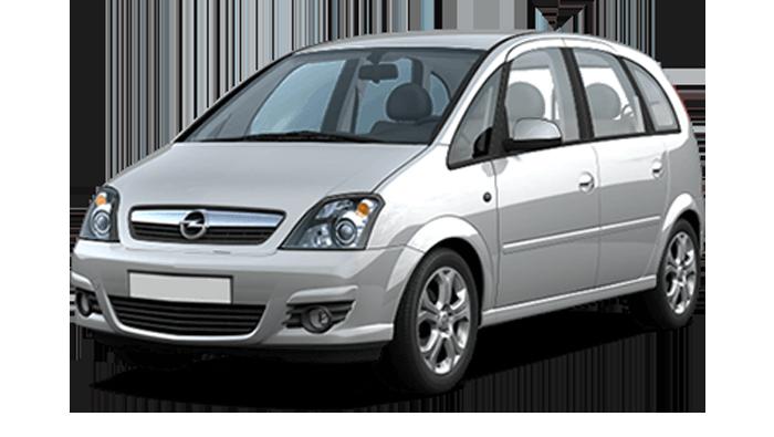 Mdf podložky pod reproduktory do Opel Meriva A