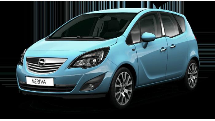 Mdf podložky pod reproduktory do Opel Meriva B