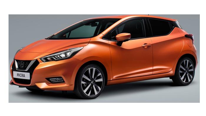 Repro podložky MDF pro vozy Nissan Micra