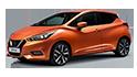 Redukční rámečky k autorádiím pro Nissan Micra