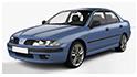 Repro podložky MDF pro vozy Mitsubishi Carisma
