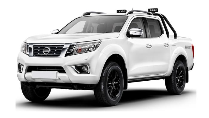 Repro podložky MDF pro vozy Nissan Navara