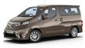 Repro podložky MDF pro vozy Nissan Evalia