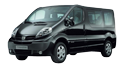 Repro podložky MDF pro vozy Nissan Primastar