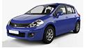 Repro podložky MDF pro vozy Nissan Tiida