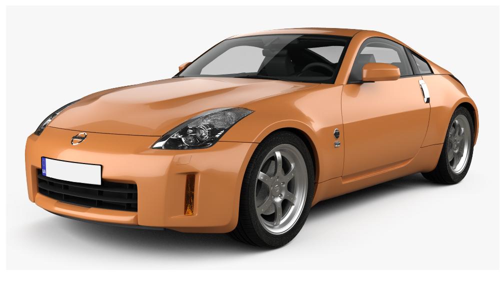 Redukční rámečky k autorádiím pro Nissan 350Z