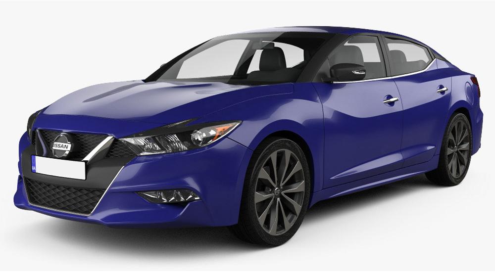 Redukční rámečky k autorádiím pro Nissan Maxima