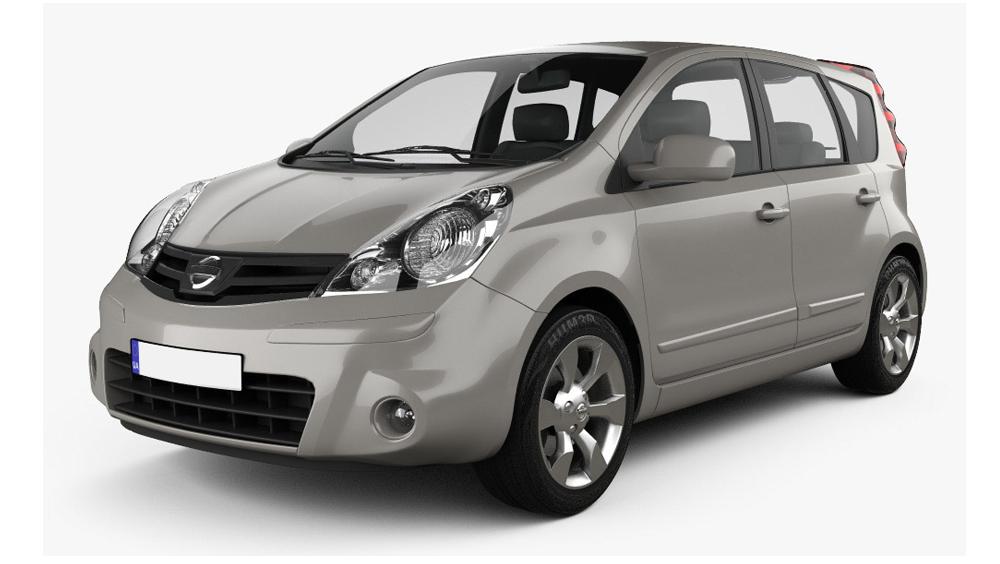 Redukční rámečky k autorádiím pro Nissan Note