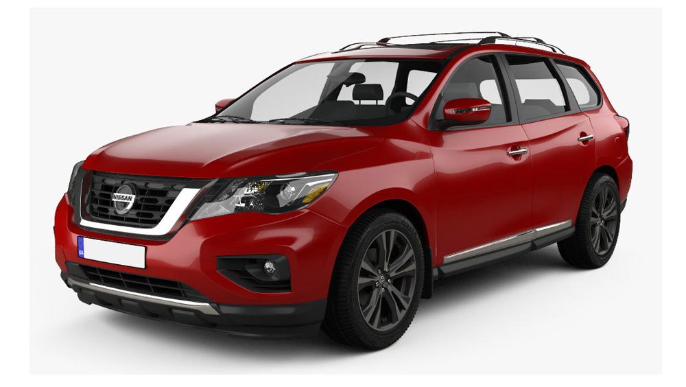 Redukční rámečky k autorádiím pro Nissan Pathfinder