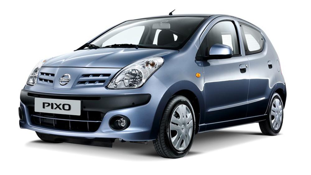 Redukční rámečky k autorádiím pro Nissan Pixo