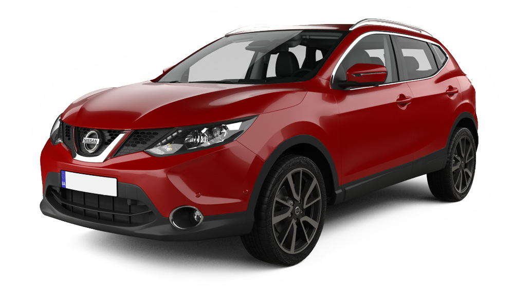 Redukční rámečky k autorádiím pro Nissan Qashqai II