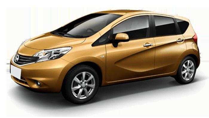 Repro podložky MDF pro vozy Nissan Note