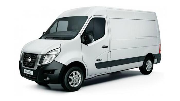 Repro podložky MDF pro vozy Nissan NV400