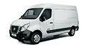 Redukční rámečky k autorádiím pro Nissan NV400