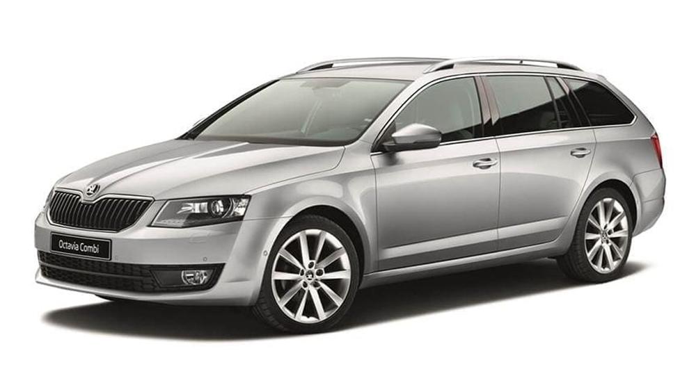 Autorádia pro vozy Škoda Octavia 3