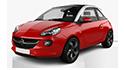 Mdf podložky pod reproduktory do Opel Adam