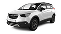 Mdf podložky pod reproduktory do Opel Crossland X