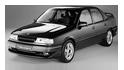 Mdf podložky pod reproduktory do Opel Vectra A
