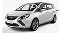 Adaptéry pro ovládání na volantu Opel Zafira Tourer