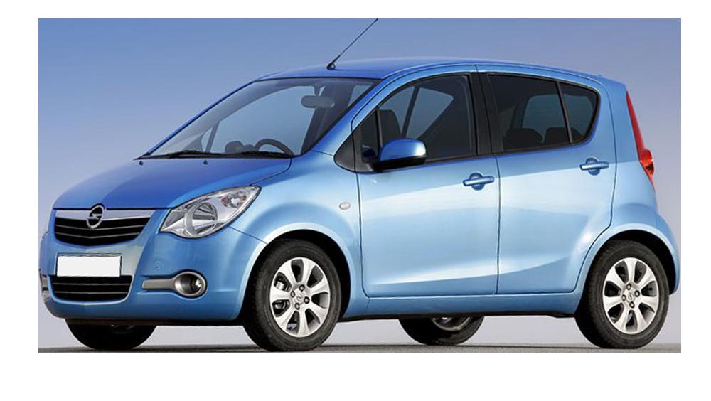 Redukční rámečky k autorádiím pro Opel Agila I