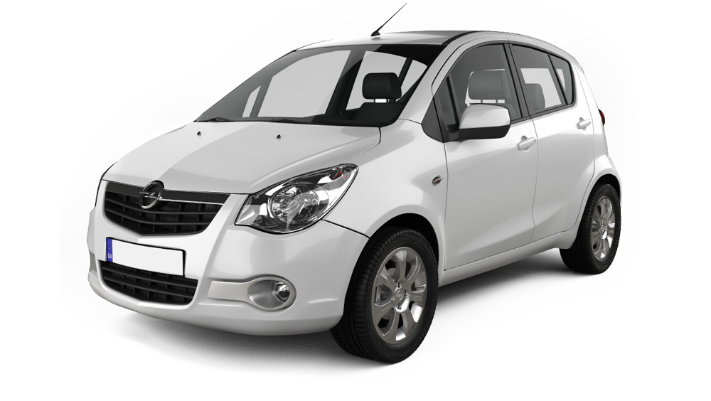 Redukční rámečky k autorádiím pro Opel Agila II