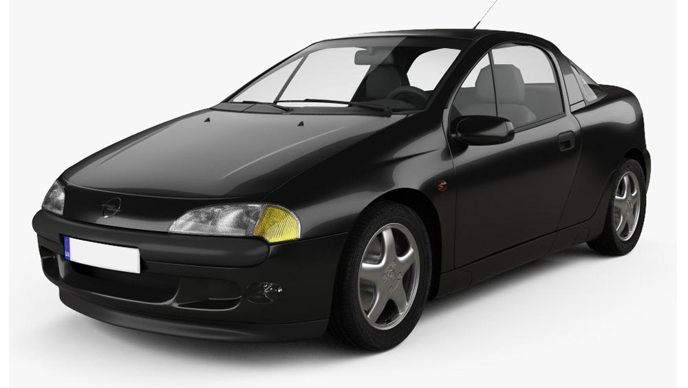 Redukční rámečky k autorádiím pro Opel Tigra