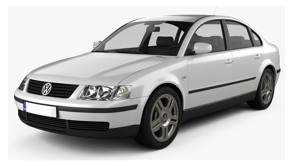 Autorádia pro vozy VW Passat B5