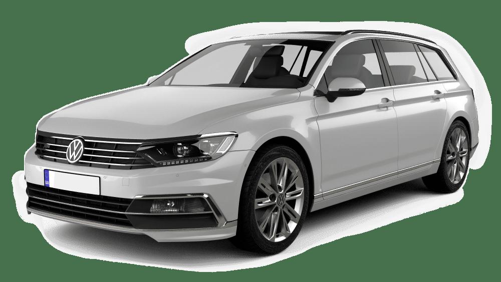 Mdf podložky pod reproduktory do Volkswagen Passat