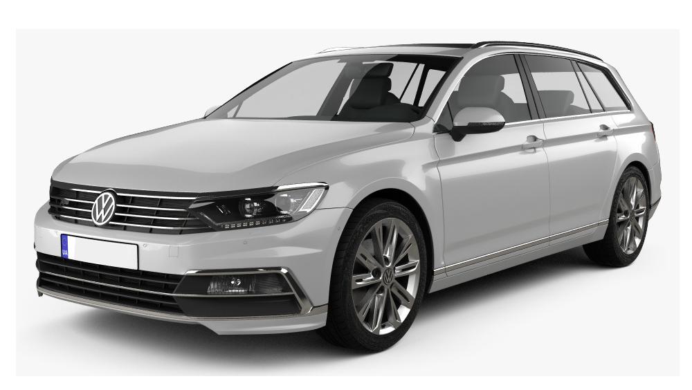 Autorádia pro vozy VW Passat B8