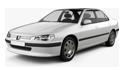 Repro podložky MDF pro vozy Peugeot 406