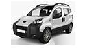 Repro podložky MDF pro vozy Peugeot Bipper