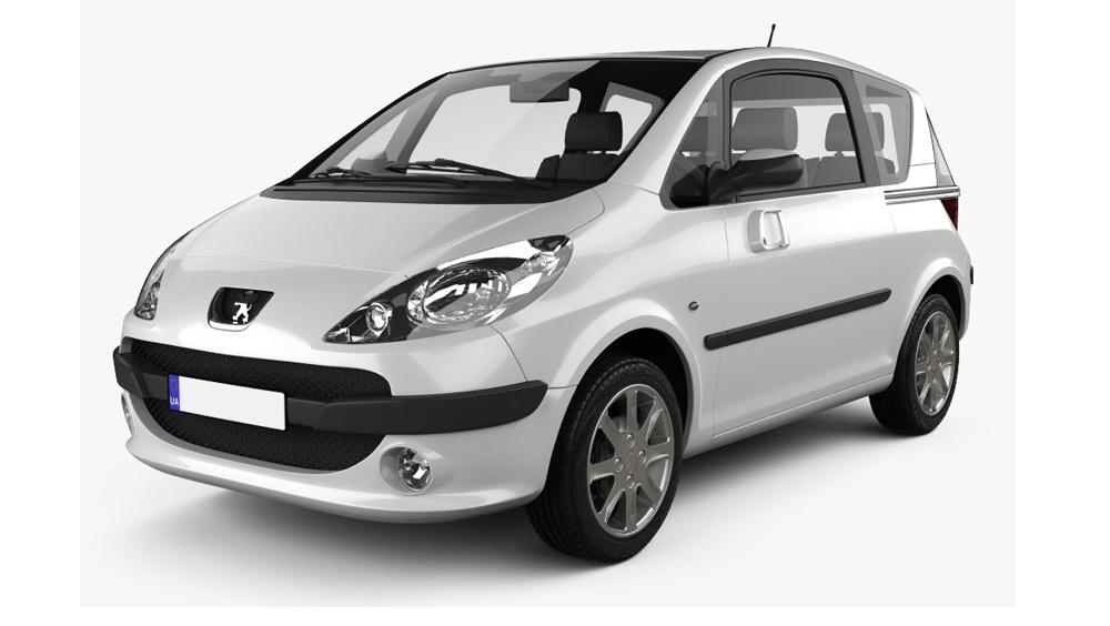 Redukční rámečky k autorádiím pro Peugeot 1007
