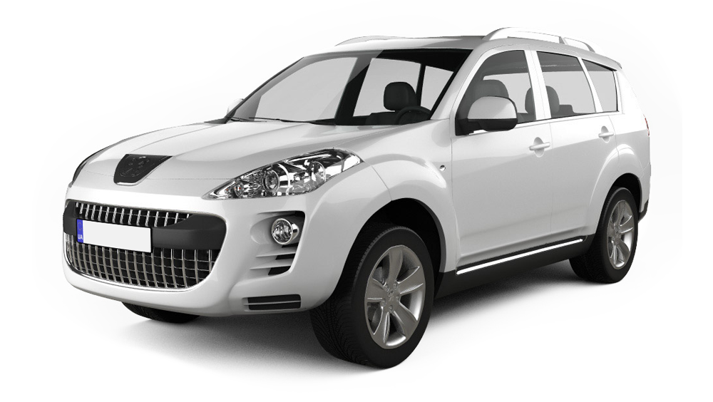 Adaptéry pro ovládání na volantu Peugeot 4007