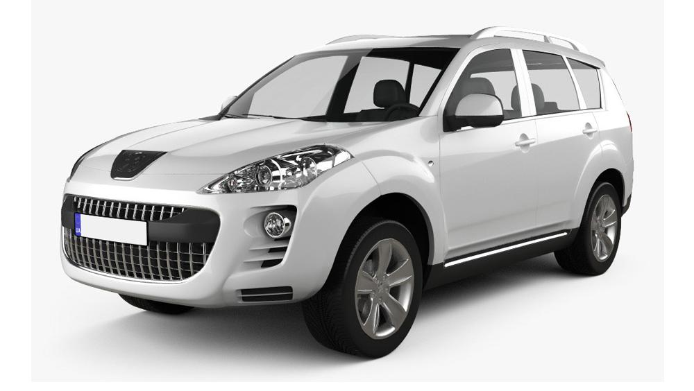 Redukční rámečky k autorádiím pro Peugeot 4007