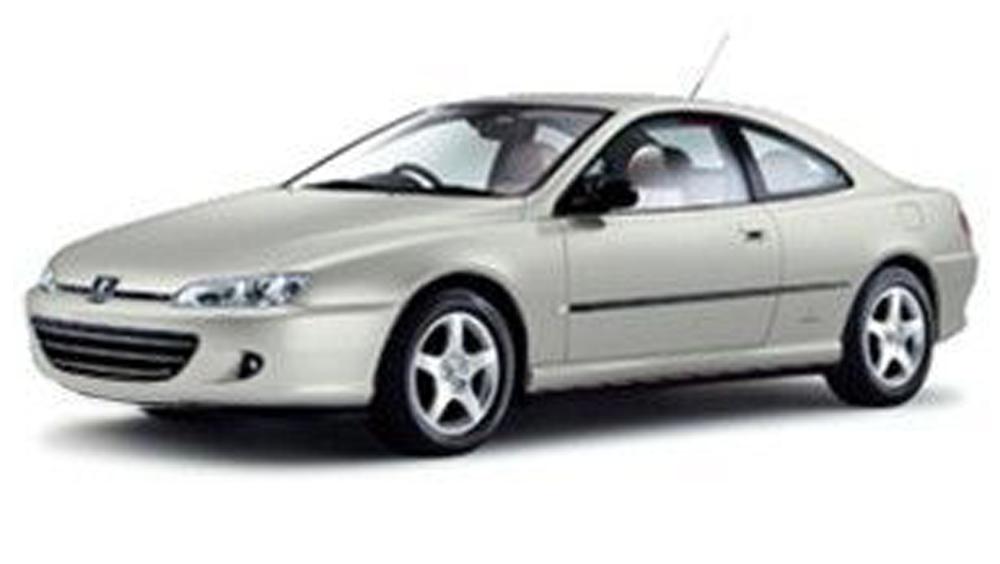Redukční rámečky k autorádiím pro Peugeot 406
