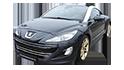 Redukční rámečky k autorádiím pro Peugeot RCZ