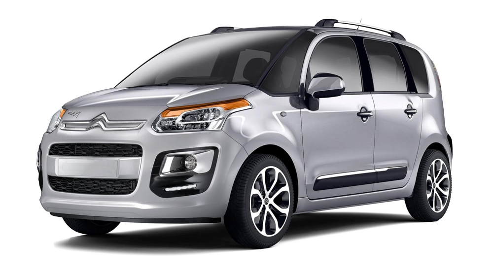 REPRODUKTORY DO CITROEN C3 PICASSO (2009-2016)