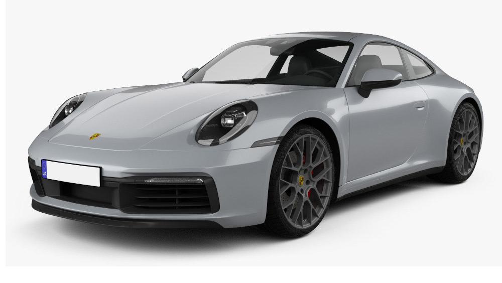 Redukční rámečky k autorádiím pro Porsche 911
