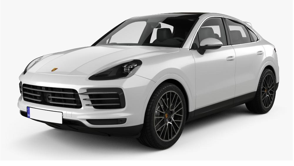 Redukční rámečky k autorádiím pro Porsche Cayenne I