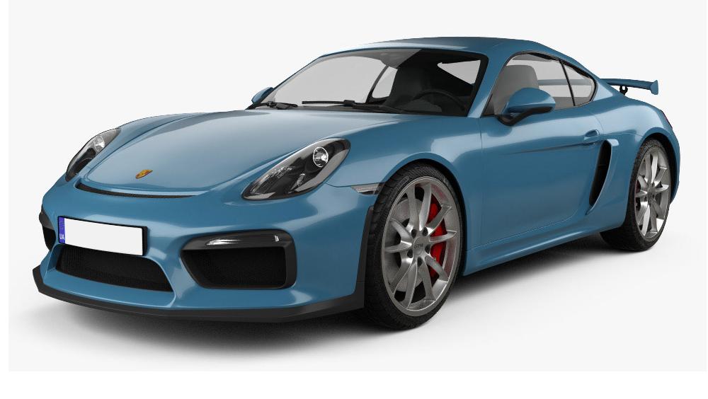 Redukční rámečky k autorádiím pro Porsche Cayman