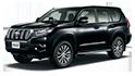 Redukční rámečky k autorádiím pro Toyota Prado